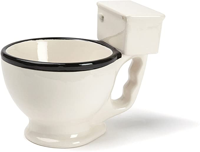 funny mug design closet