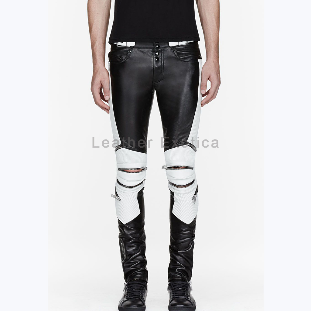 funny pant leather