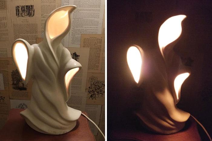 beautiful lamp design photo