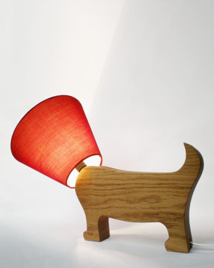 funny light table lamp kids
