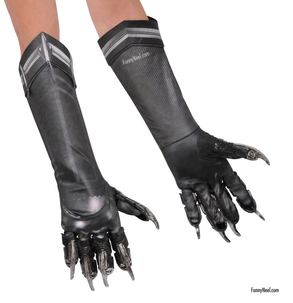 weird glove riders