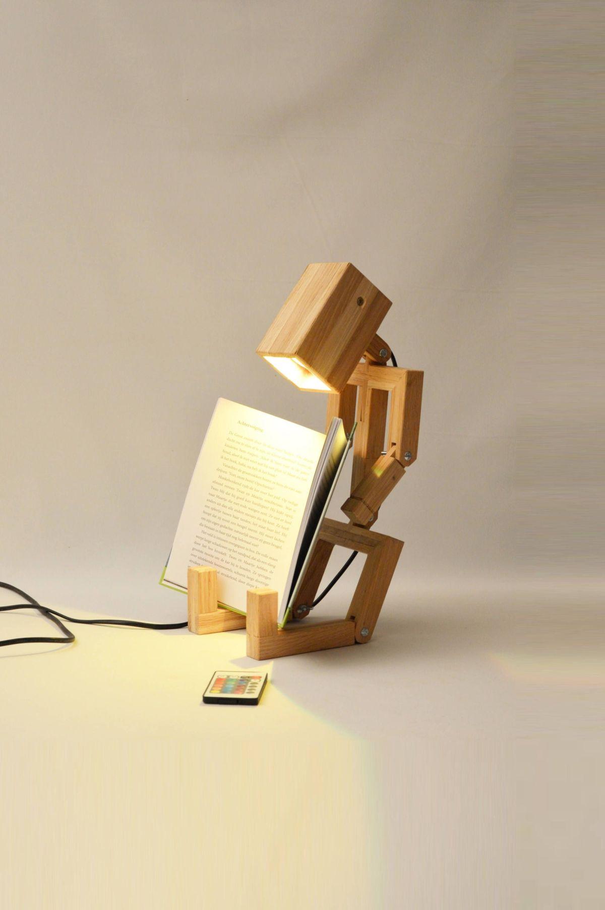 funny light light holder