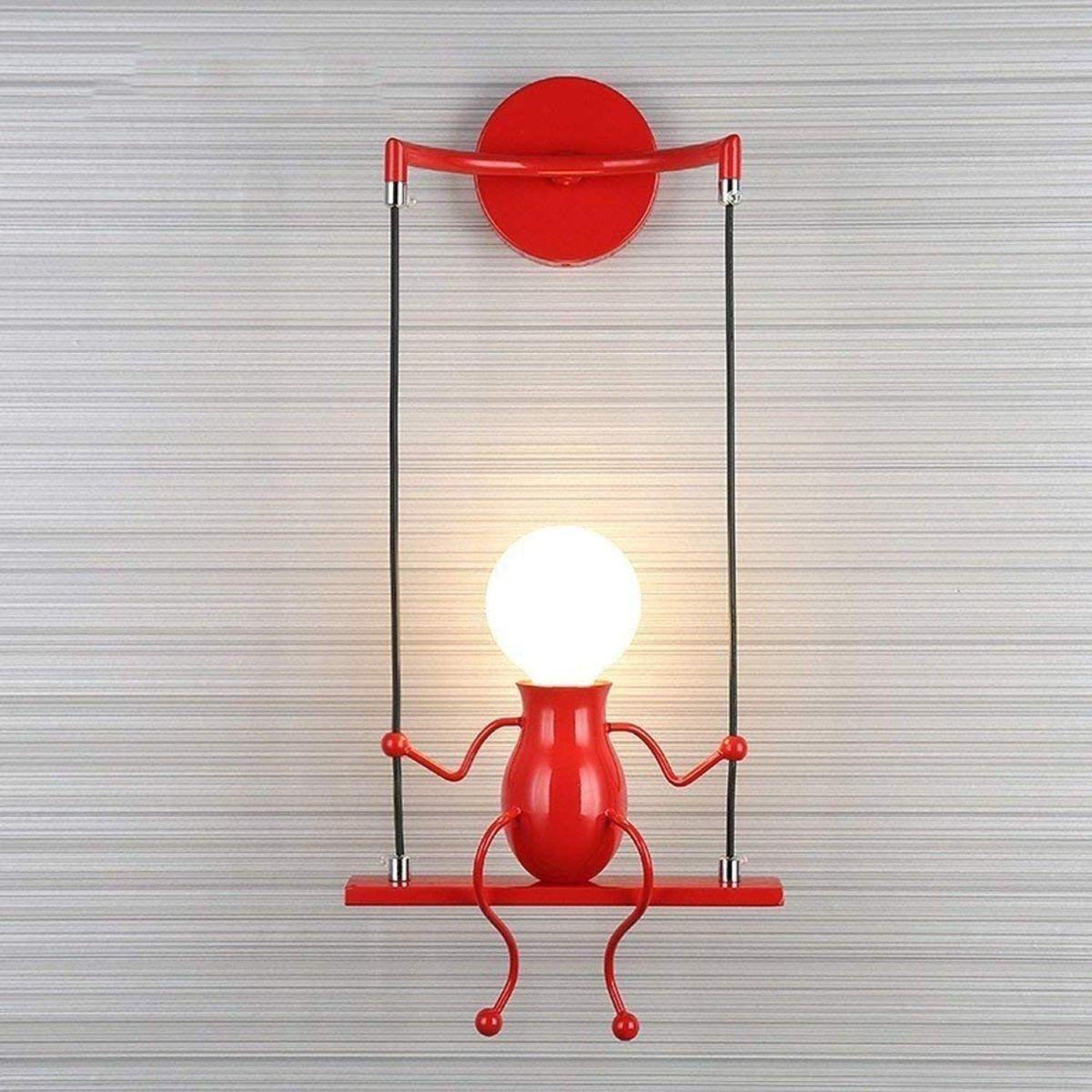 funny light wall lamp