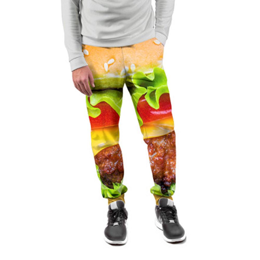 funny pant burger pants