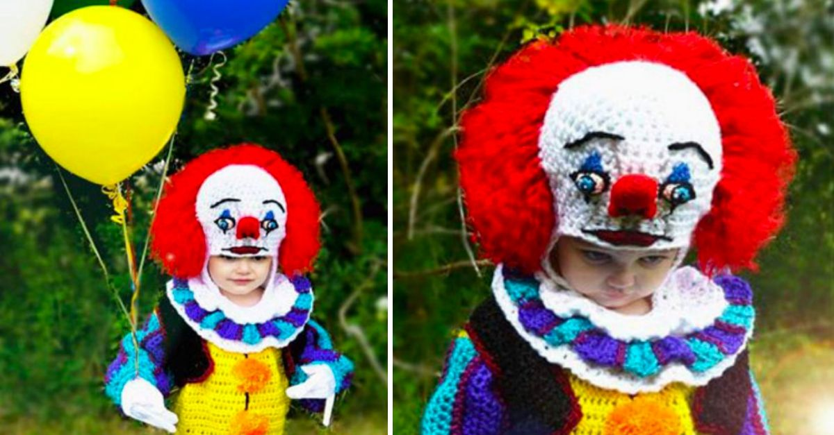 beautiful halloween crochet costume pokorny