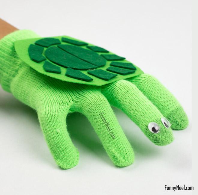 crazy glove photo tortise