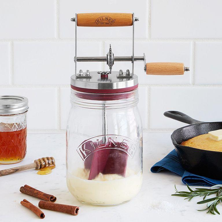 creative gadget butter churner