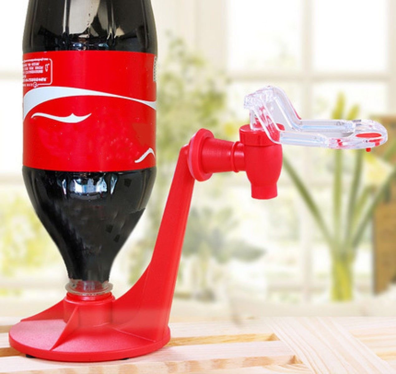 funny gadget cool drinks stand