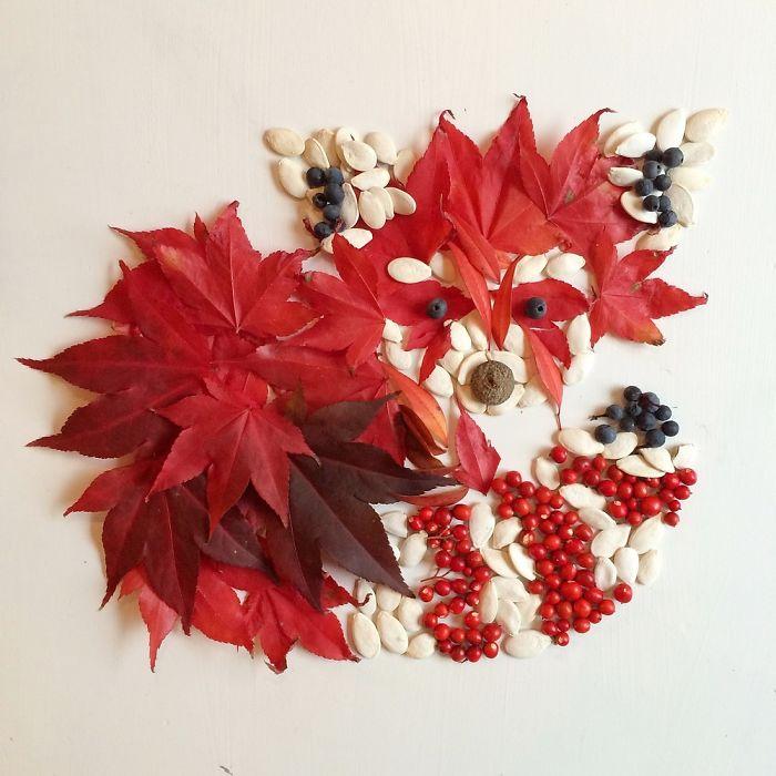 beautiful flower art idea animal collins