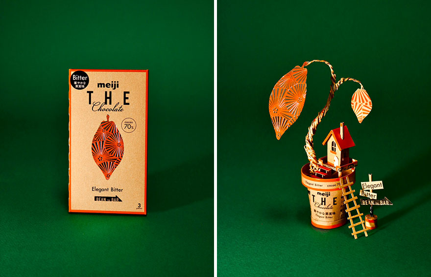 creative package product redesign sculpture harukiru