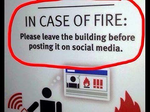 funny emergency signboard found around world