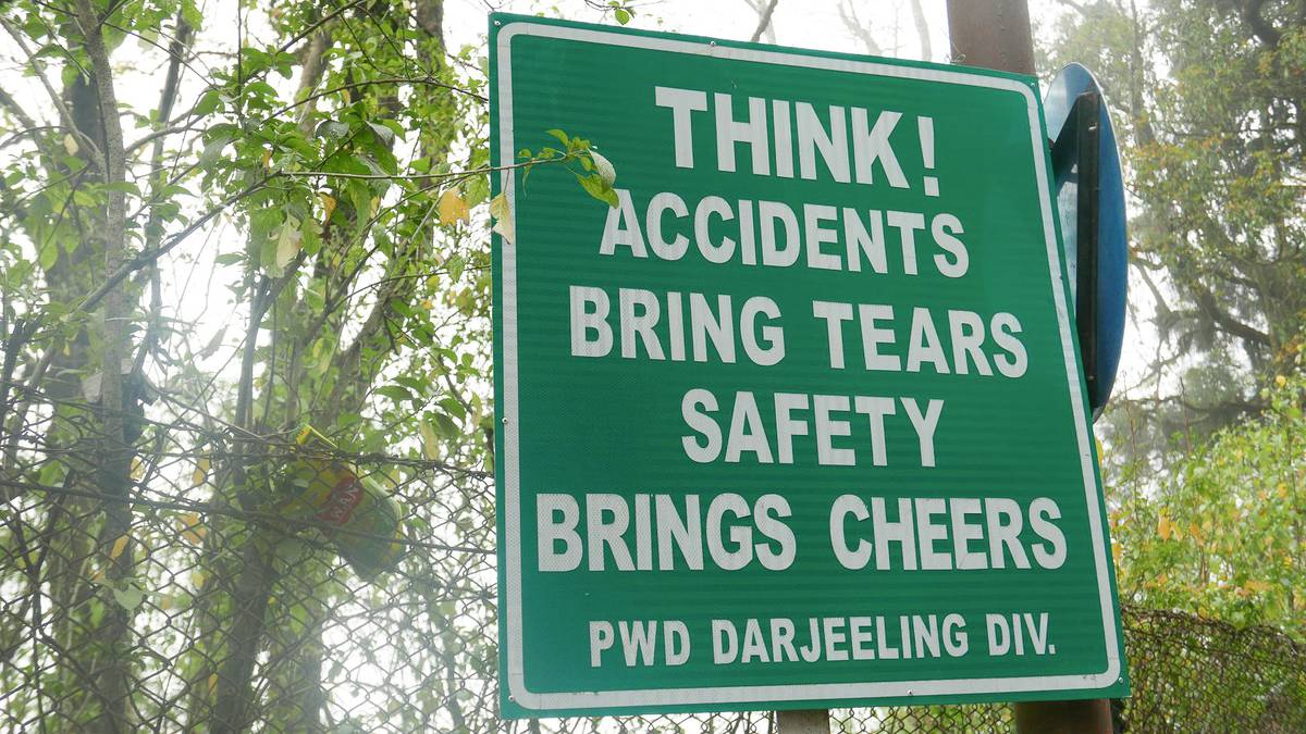 funny road signboard found around world
