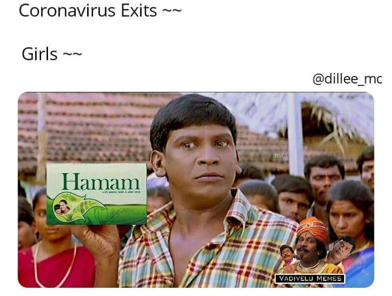 funny corona virus memes