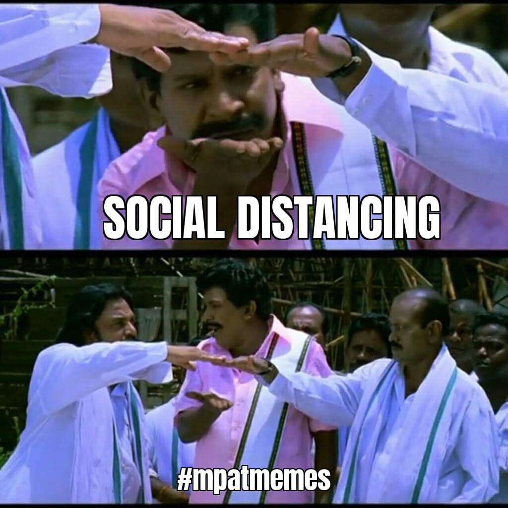 social distancing corona virus memes