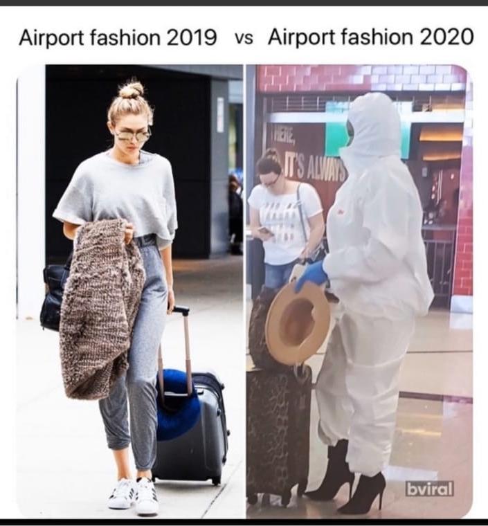 funny travel corona virus memes