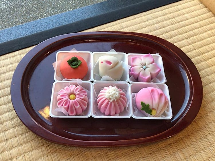 japanese wagasi sweet chef kurokazu
