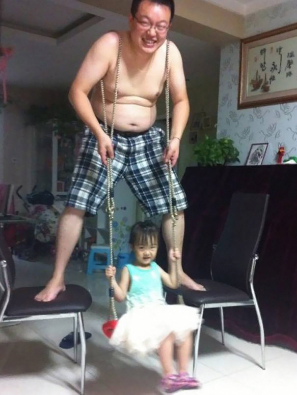 funny father year