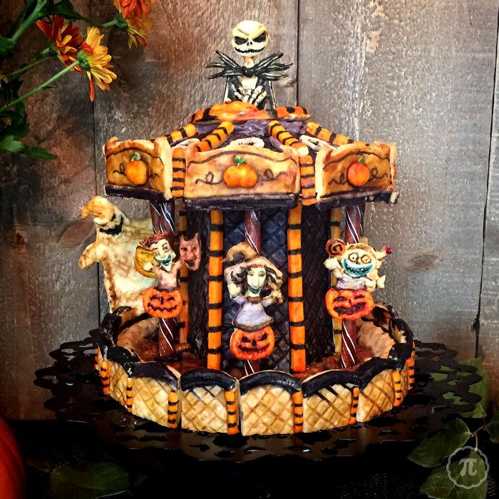 spooky halloween pie jessica clark