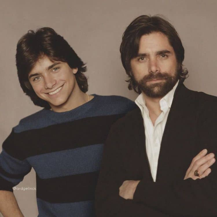 photoshop holywood actors and character john stamos jesse katsopolis gelinck