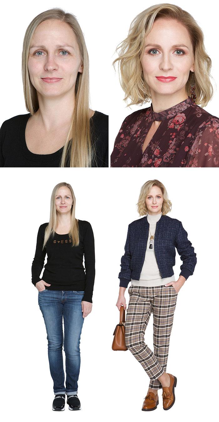 amazing makeup transformation middle age woman ilona bogomolov konstantin