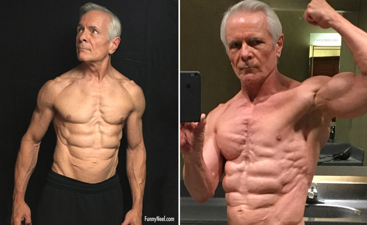 body building old age