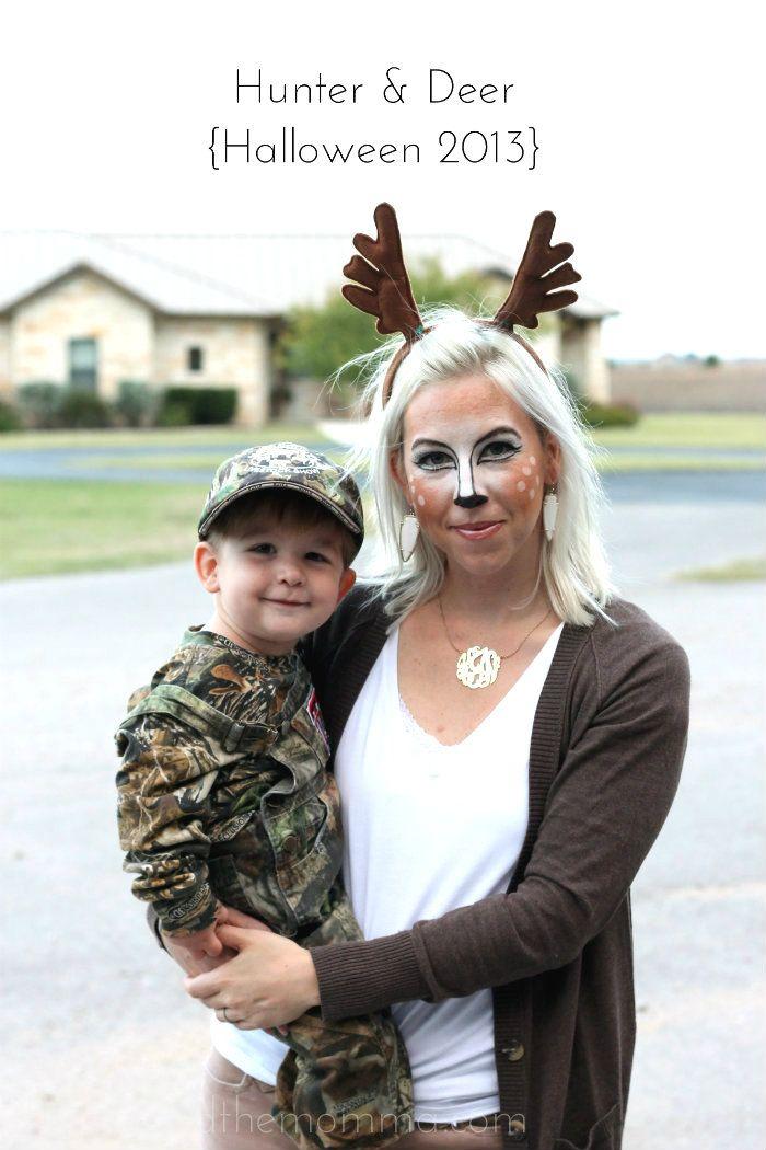 funny mother hunter deer halloween costume