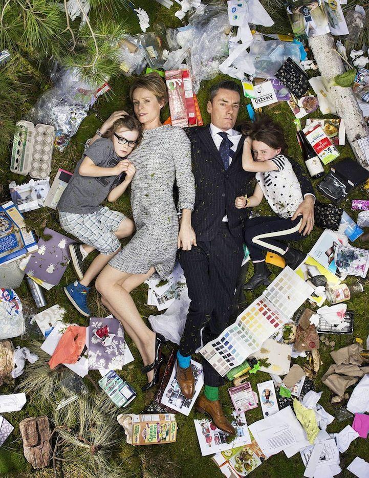 7days garbage photo series gregg segal