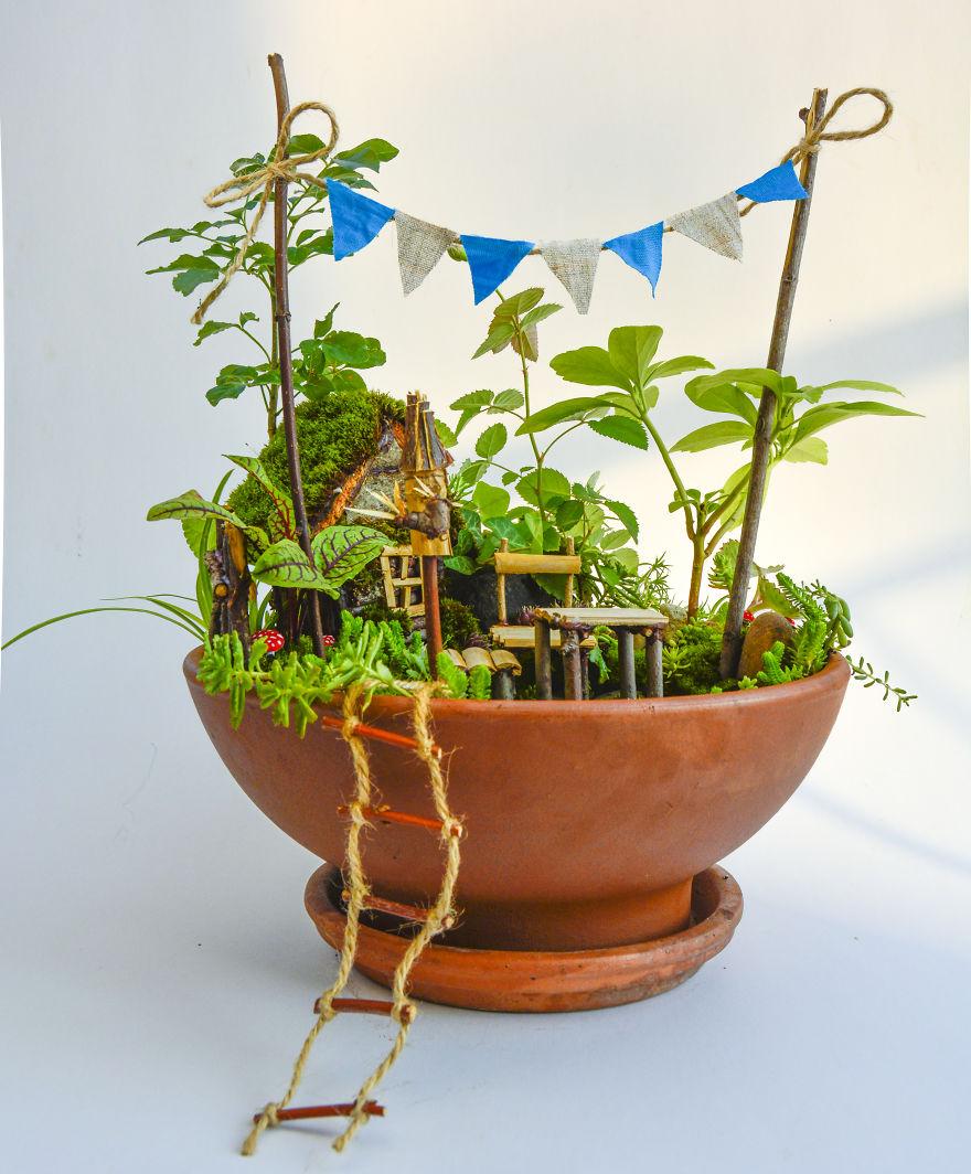 beautiful miniature garden idea reka elekes
