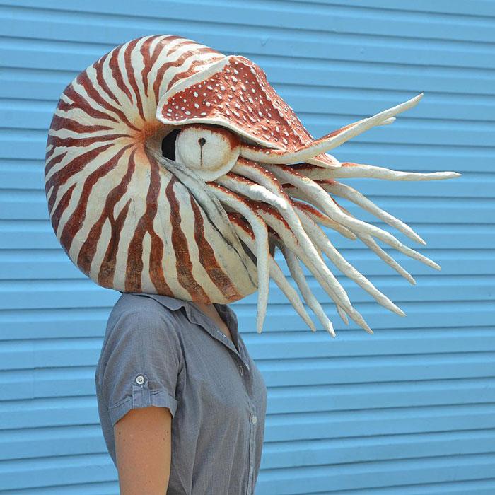 funny animal face mask liz sexton