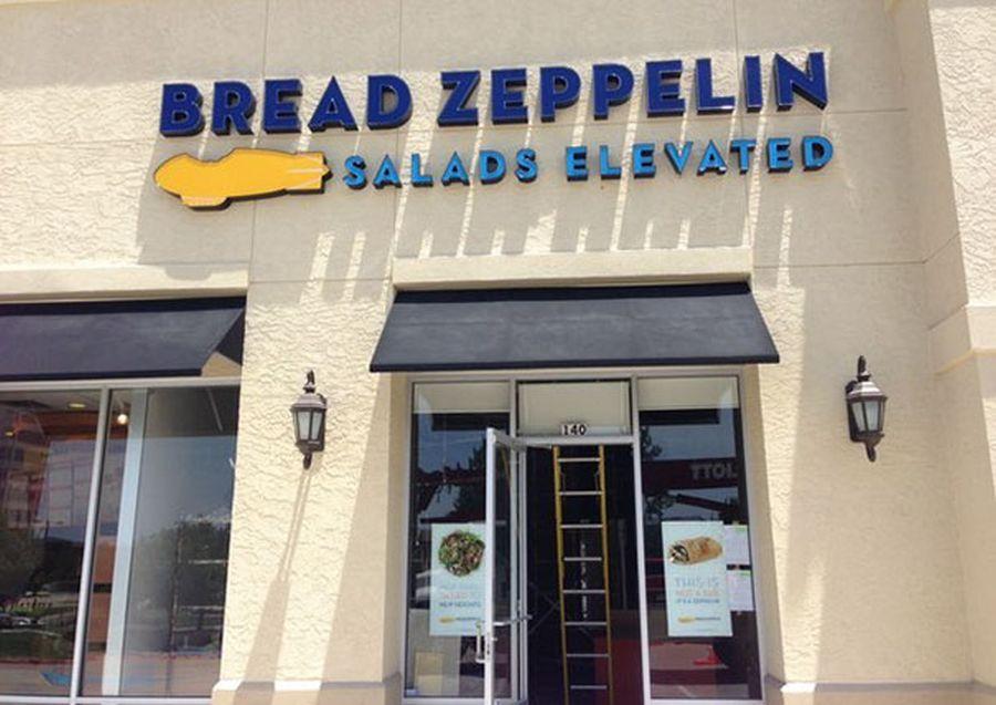 funny british shop names bread zeppelin