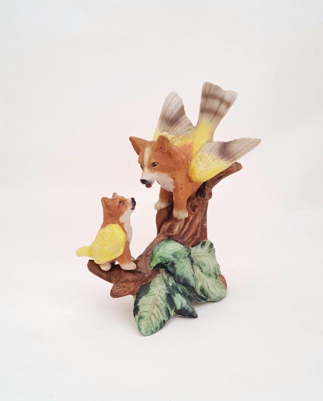 crazy ceramic sculpture carrot babies debra broz