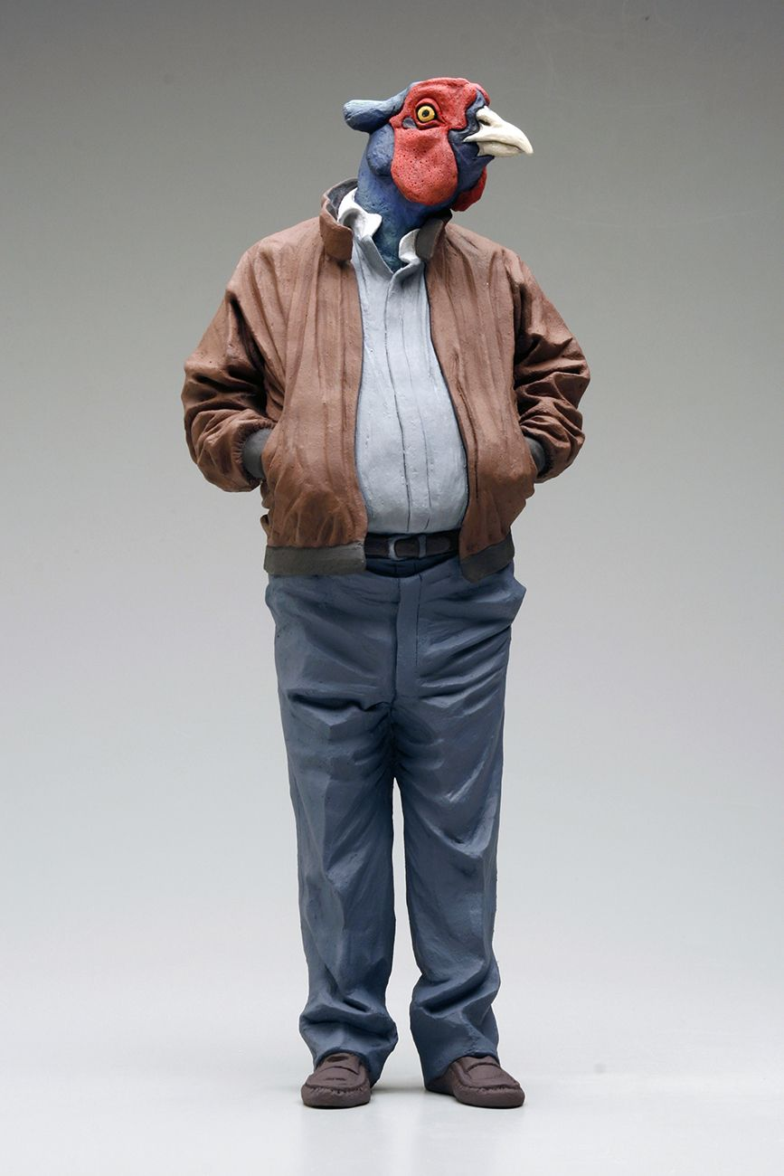 funny fusion sculptures alessandro galo