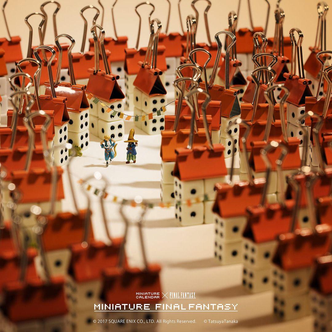 miniature photgraphy dice house tatsuya tanaka