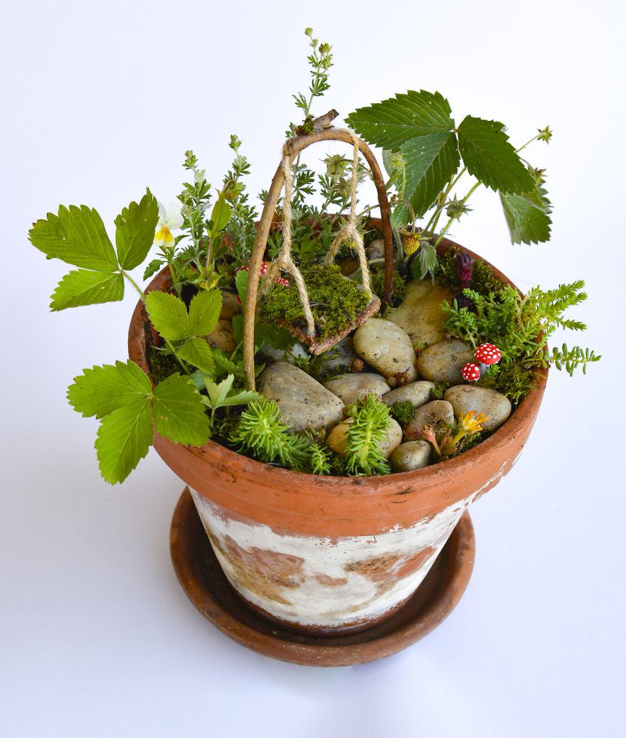 beautiful mini garden idea reka elekes