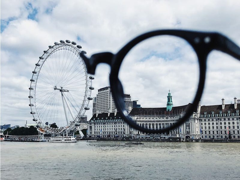 forced perspective photography london eye tiago silva