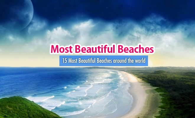 beautiful beaches